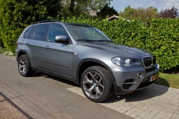 BMW X5 3.0D High Executive Performance