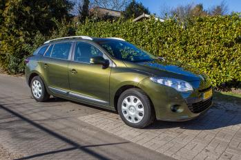 Renault Megane 1.5 DCI Estate business line
