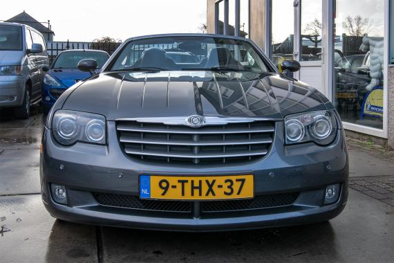 Chrysler Crossfire Limited Edition Converible 3.2 V6