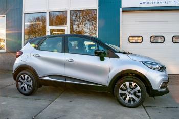 Renault Captur 1.2 TCE Limited  AUTOMAAT