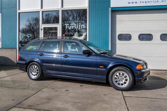 BMW 318i Touring Business nw apk