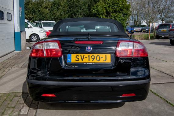 Saab Cabrio 2.0 Turbo Linear