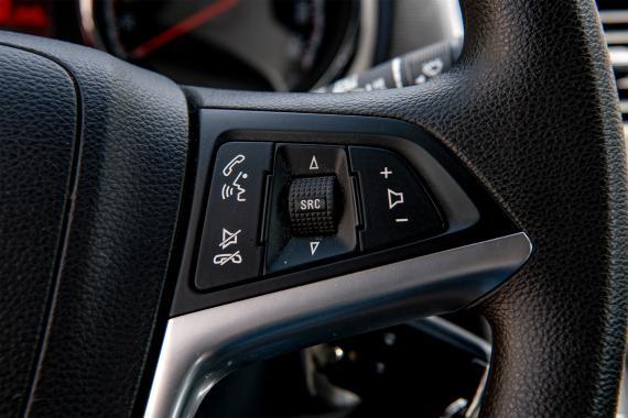 Opel Meriva 1.4 16v ecoflex Csomo-Cruise-Navi