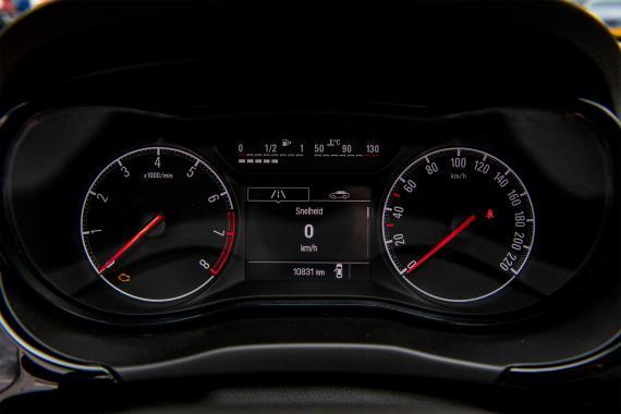 Opel Corsa 1.4 16v Ecotec edition