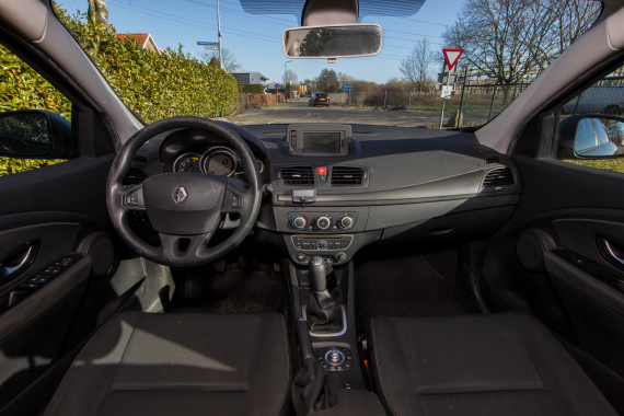 Renault Megane 1.5 DCI Estate business line
