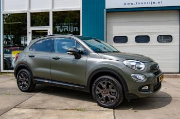 Fiat 500X Army Green 1.4 Turbo RENGA