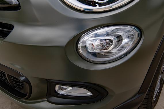 Fiat 500X Army Green 1.4 Turbo RENGA