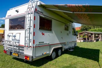 Fiat Frankia Integraal-Airco-Garage-Luifel-veel ruimte