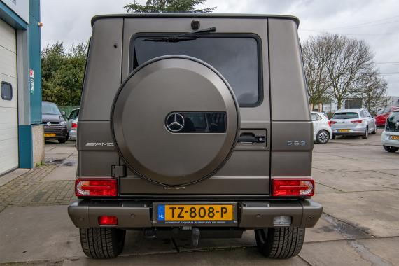 Mercedes-Benz G63 AMG Performence FULL 5900KM!!!