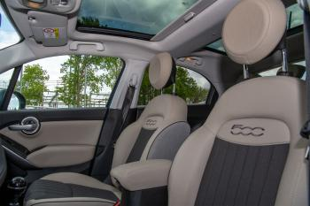 Fiat 500X Lounge-Panodak-Navi-Cruise