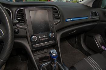 Renault Megane Tce GT Line-Zwart