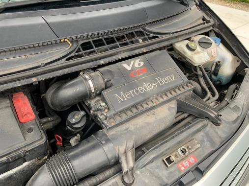 Mercedes-Benz Viano Camper