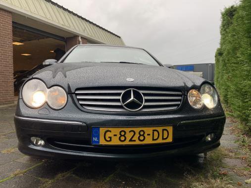 Mercedes-Benz CLK-klasse Cabrio 320 Elegance