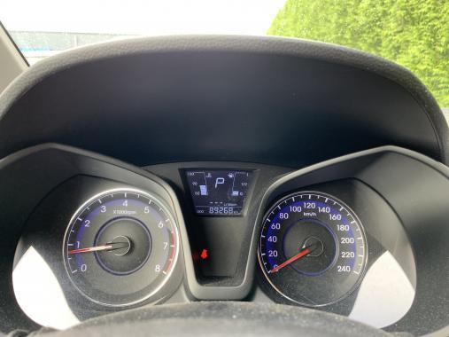 Hyundai IX20 1.6 Cvvt AUT 2011 Grijs