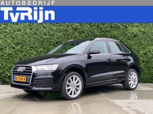 Audi Audi Q3 2.0TFSI 132KW Quattro S-tr7 2017 Zwart