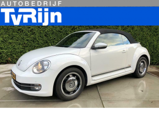 Volkswagen Beetle 1.2 TSI CUP EDITION CABRIO-NAVI-CRUISE-PDC