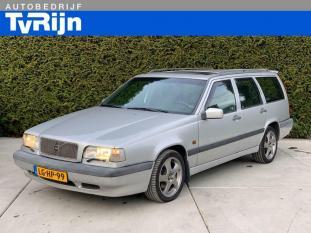 Volvo 850 2.3 Turbo 20V AUT E2 1994 Grijs