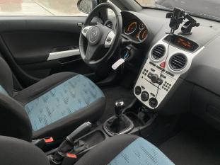 Opel Opel Corsa 1.2 16V 5D 2011 Blauw