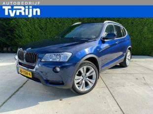 BMW X3 XDrive35d High Executive M-sport Pakket Automaat