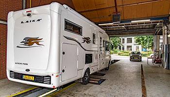 Camper reparatie en onderhoud - Autobedrijf T. van Rijn